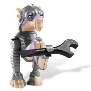 LEGO Star Wars Sebulba Figure - Pod Racer - 2`` Figure