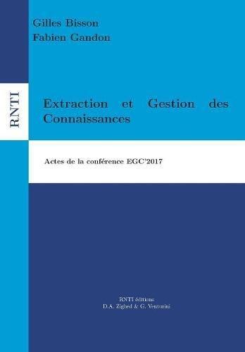 Extraction Et Gestion Des Connaissances