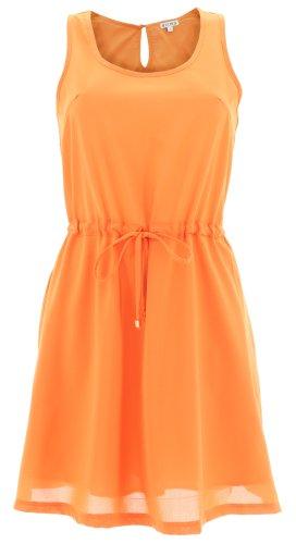 TULUM cling robe robe Orange - Orange