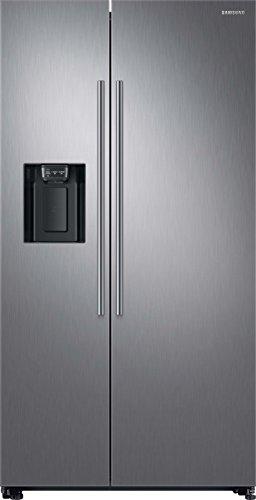 Samsung RS8000 RS6JN8210S9/EG Side-by-Side/A+/178 cm/450 kWh/Jahr/407 L Kühlteil/202 L Gefrierteil/Space Max/Twin Cooling Plus/Silber