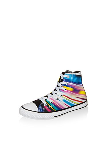Converse Youths Chuck Taylor All Star Hi Textile Trainers Marineblau