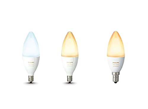 Philips Hue – Ampoule White Ambiance flamme
