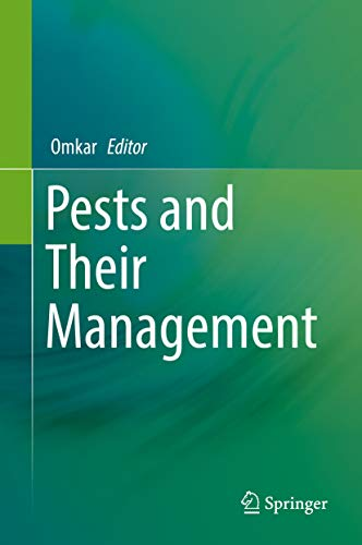 Pests and Their Management (English Edition) eBook: Omkar: Amazon ...