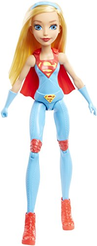 DC Super Hero Girls DMM25 - Bambola Supergirl Basic Super Hero
