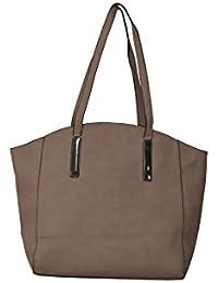 Senora Handbag For Women (Colour-L.brown)