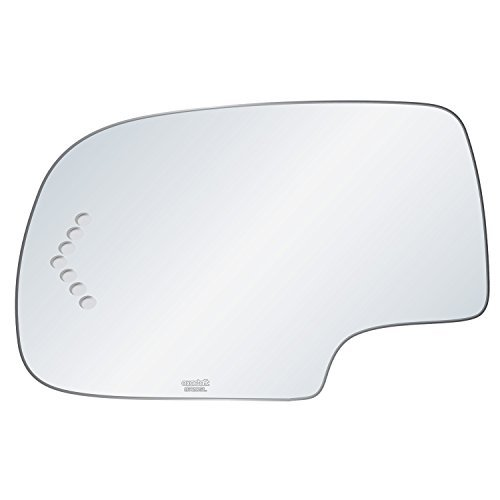 exactafit-8720sl-replacement-power-side-mirror-glass-lens-fits-drivers-left-hand-lh-for-chevrolet-ch