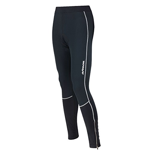 Airtracks Thermo Fahrradhose Lang Pro/Windstopper/Thermo Radhose/Radlerhose / 3D Coolmax...