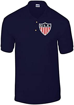 T-Shirtshock - Polo WC0630 USA T-SHIRT - VINTAGE USA