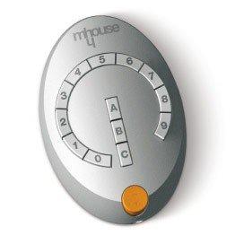 MHOUSE DS1 - PULSADOR CODIFICADO POR RADIO
