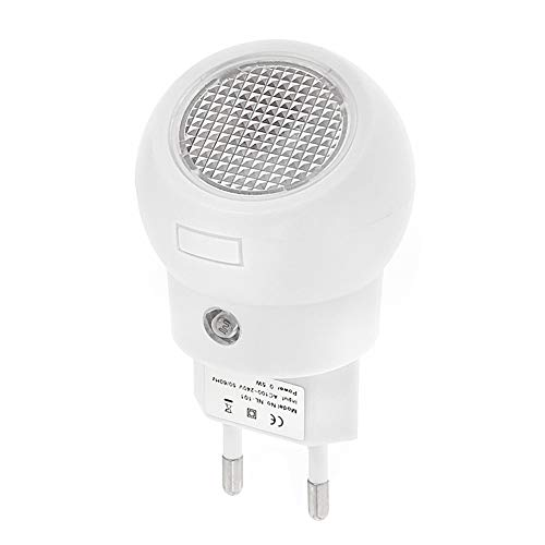 ht 360 Rotation Plug And Play With Light Sense Automatisch Switch On Or Off For Baby Bedroom ()