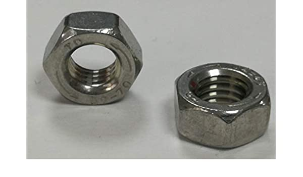 10 St 10x Sechskantmutter DIN 934 Stahl galvanisch verzinkt Mutter M10 M10x1,5