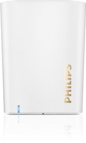 Philips BT100W/37 Wireless Mini Portable Bluetooth Speaker (White)