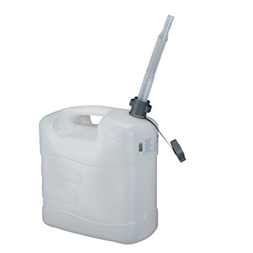 Pressol Wasserkanister 20 Liter mit flexiblem Auslaufrohr