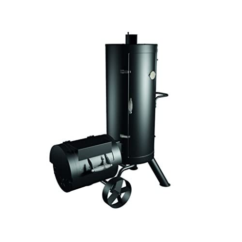 31bjwdSQZXL. SS500  - Tepro Fairfax Smoker Barbecue- Black