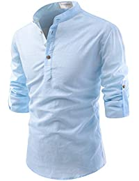 EDINWOLF Cotton Men's Casual Shirt