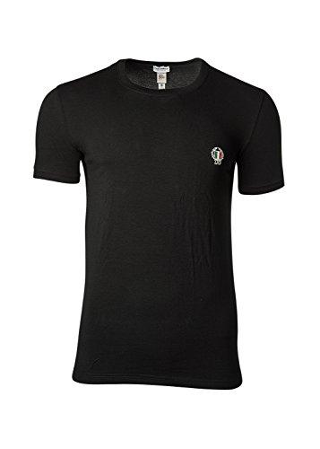 Dolce & Gabbana Underwear Herren T-Shirt Sport Crest Rundhals - Schwarz o. Weiß: Farbe: Schwarz   Größe: 6 (Large) Dolce Und Gabbana, Weißes T-shirt