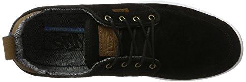 Vans Ua Brigata Lite, Sneakers Basses Homme (S&L) black/white
