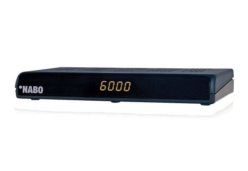 NABO HD Star Stereo Schwarz - AV-Receiver (Stereo, DVB-S,DVB-S2, 190 mm, 145 mm, 36 mm, 450 g) Samsung Lcd Full Hdtv