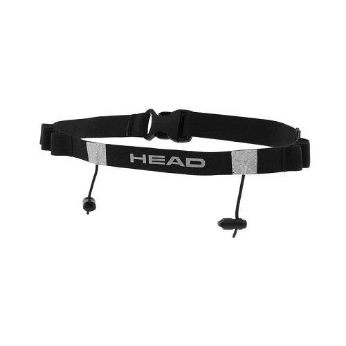 HEAD Tri Race Belt Black 2019