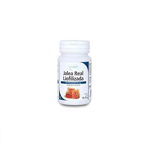 SANON - Jalea Real Liofilizada, 30 cápsulas, 545 mg