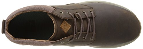 Reef Rover Mid Fgl, Baskets Basses Homme Marrón (Bronze Brown)