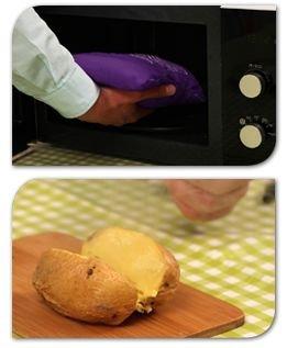 46309.FUCH – Bolsa para asar patatas