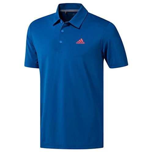 Adidas Golf Shirt Blau (adidas Herren Ultimate 365 Solid Polo Shirt Poloshirt Blau (Azul Marino Dq2357) Large)