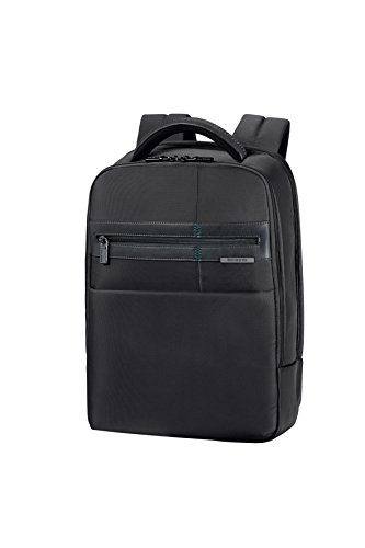 "SAMSONITE Formalite - Laptop Backpack 15.6"" Mochila Tipo Casual, 48 cm, 20 Liters, Negro (Black)"