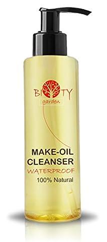 biOty garden Reinigungsöl Make-Oil Cleanser Waterproof 100% Natural