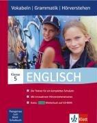 Englisch 5. Klasse, Vokabeln | Grammatik | Hörverstehen