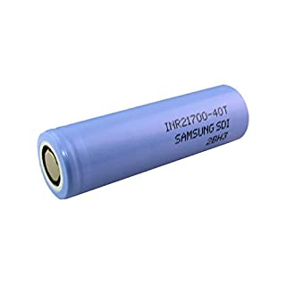 Samsung INR21700-40T 4000mAh 35A LiIon Akku Zelle