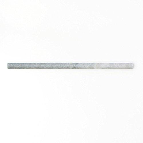 Borde cenefa mármol piedra natural gris claro Perfil