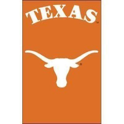 Texas Longhorns Official NCAA 44 inch x 28 inch Banner Flag by Party Animal by The Party Animal