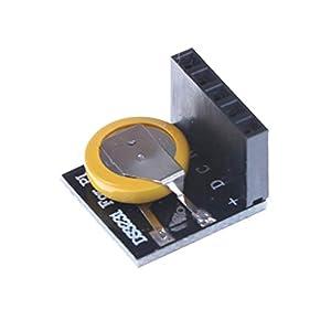 Goodplan Premium Quality Precision Neues DS3231 RTC-Modul Speichermodul für Arduino Raspberry Pi Black