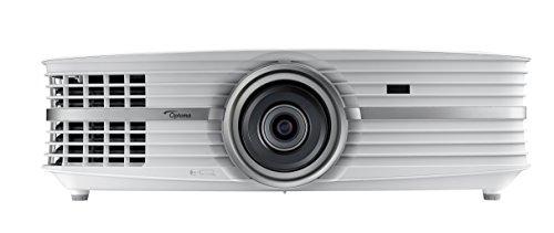 Optoma - Proyector gt5500+, full hd, 3600 lúmenes, contraste 25.000:1,