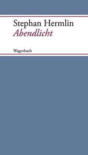 Buchseite und Rezensionen zu 'Abendlicht (Quartbuch)' von Stephan Hermlin