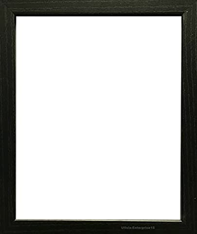 Photo Frames Maxi Poster Frame Picture Frame Wood Effect Black Walnut Oak White (36