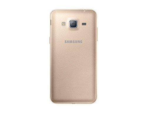 Samsung Galaxy J3, Smartphone libre (5'', 1.5GB RAM, 8GB, 8MP) [Versión española: incluye Samsung Pay, actualizaciones...