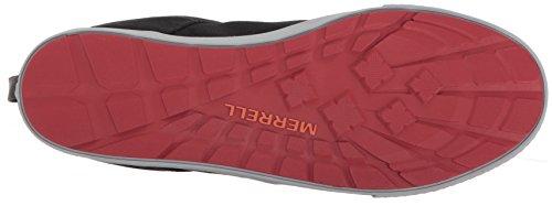Merrell Herren Rant Discovery Lace Canvas Sneaker Schwarz (Granite)