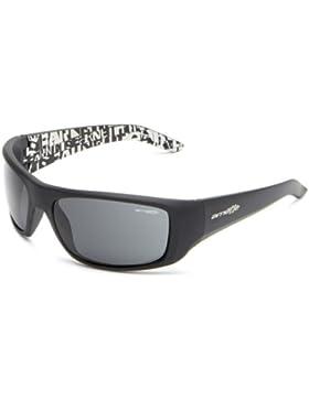 Arnette 0AN4182 219687, Gafas de Sol Unisex-Adulto, Negro Difuminado, 62