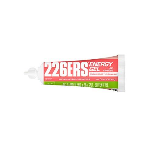 226ERS Bio Energy Gel, Geles Energéticos sin Cafeína, Fresa y Banana -...
