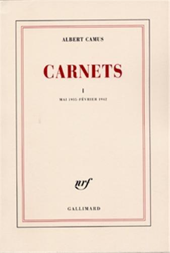 Carnets : Tome 1, Mai 1935-Février 1942