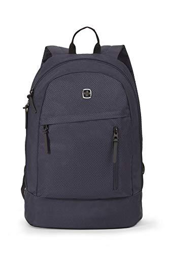 Best swiss gear backpack in India 2020 Swiss Gear Laptop Backpack (Noir Satin) Image 2