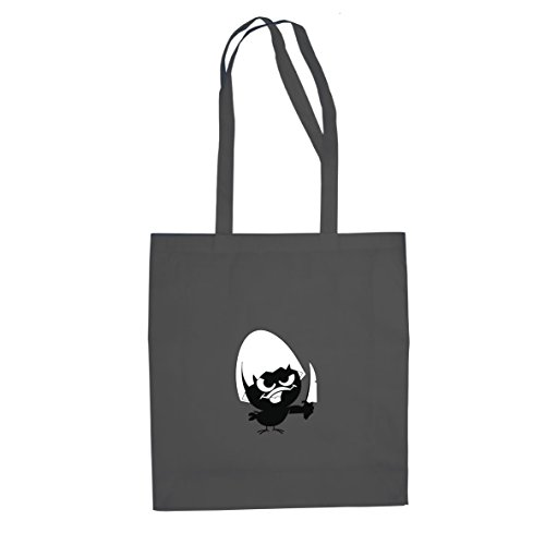 Planet Nerd Evil Chick - Stofftasche/Beutel, Farbe: ()