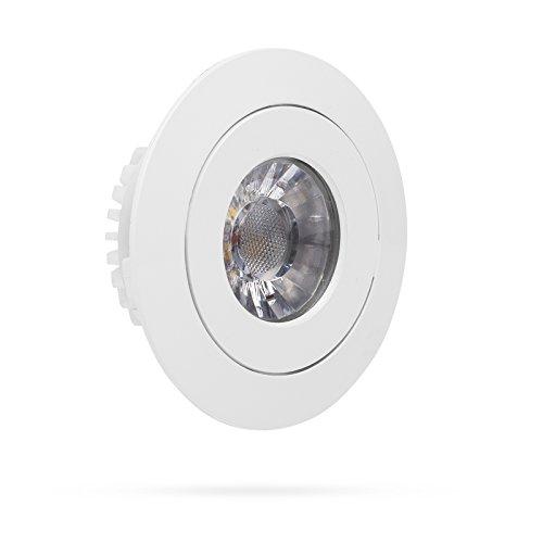 Spot encastrable Downlight Smartwares IDL-60003 LED - 350 Lumens - Variable en 3 étapes