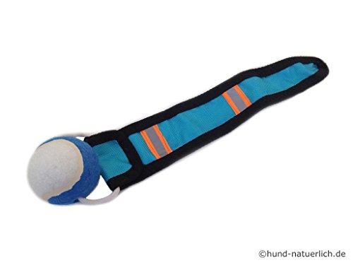 Wasserspielzeug Aqua Tail Ball für Hunde, Schwimmspielzeug