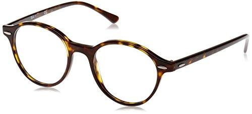 Ray-Ban Unisex-Erwachsene Brillengestell 0rx 7118 2012 50, Braun (Havana)