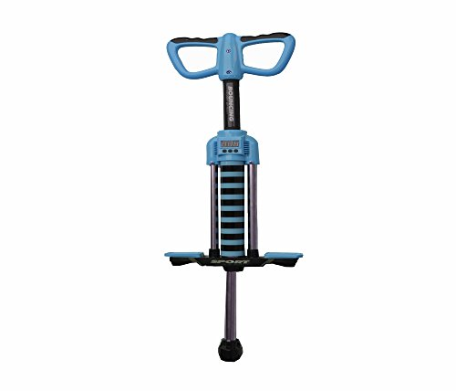 Taaza Garam Fexible kids Imported High Quality Jumping Pogo Stick with Smart Counting and Music Function gift toy  available at amazon for Rs.1899