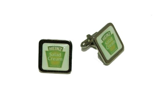 heinz-salad-cream-cufflinks