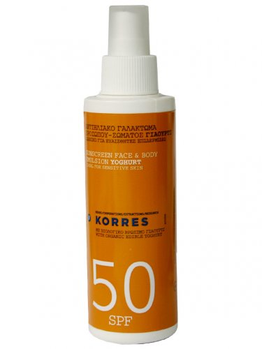 korres-emulsion-solaire-visage-et-corps-spf-50-yaourt-150-ml